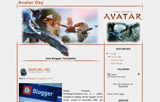 Avatar Day