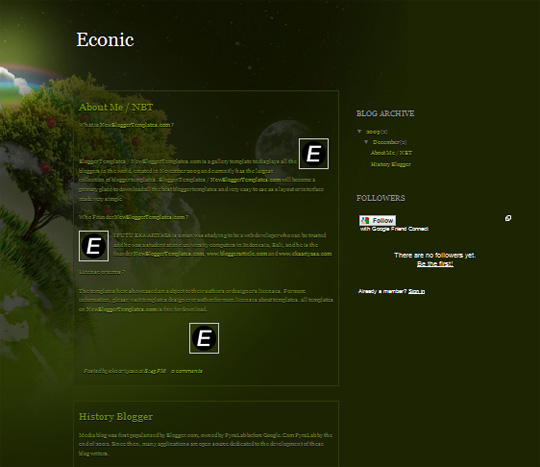 Econic