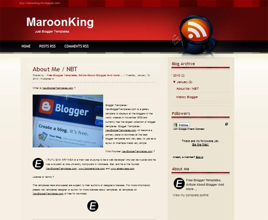 MaroonKing