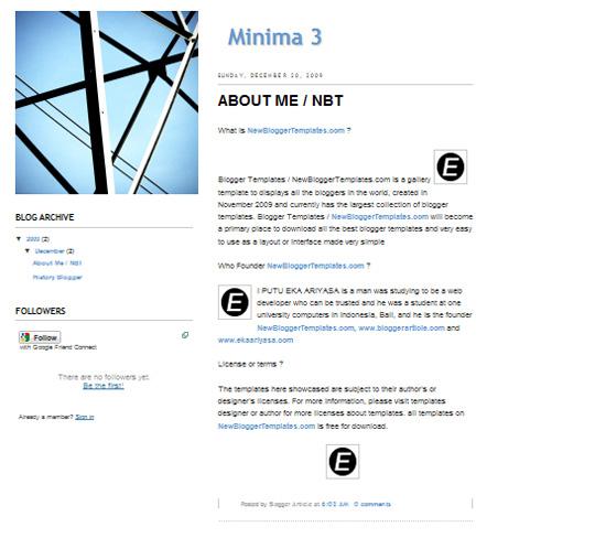 Minima 3