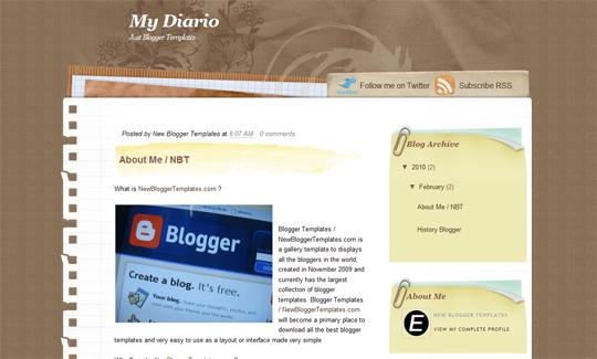 My Diario