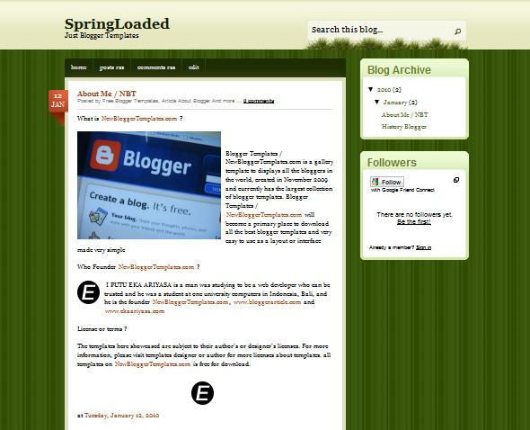 SpringLoaded