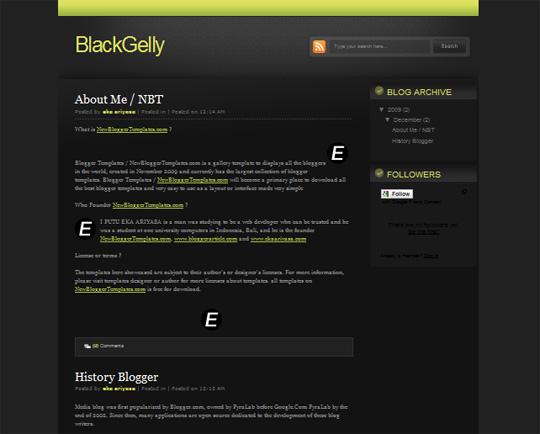 BlackGelly