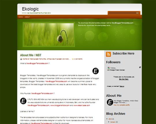 Ekologic
