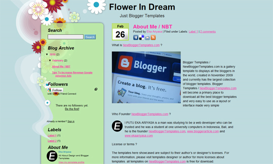 Flower In Dream