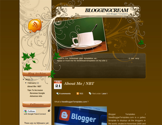 BloggingCream