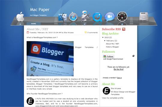 Mac Paper