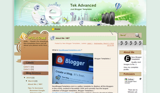 Tek Advanced