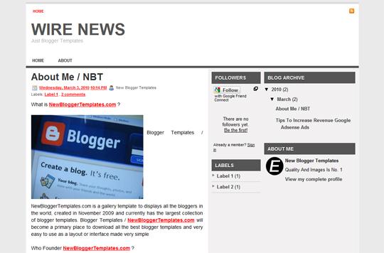Wire News