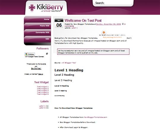 KikiBerry