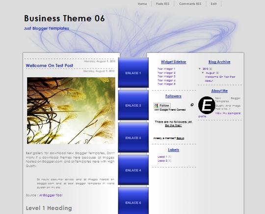 Business Theme 06