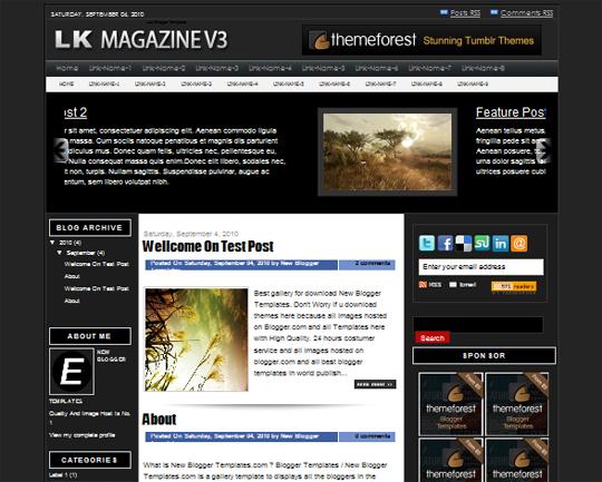 LK Magazine V3