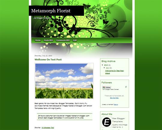 Metamorph Florist