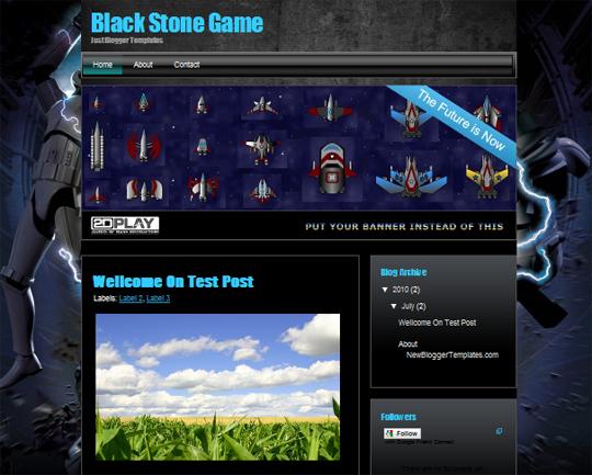 Black Stone Game