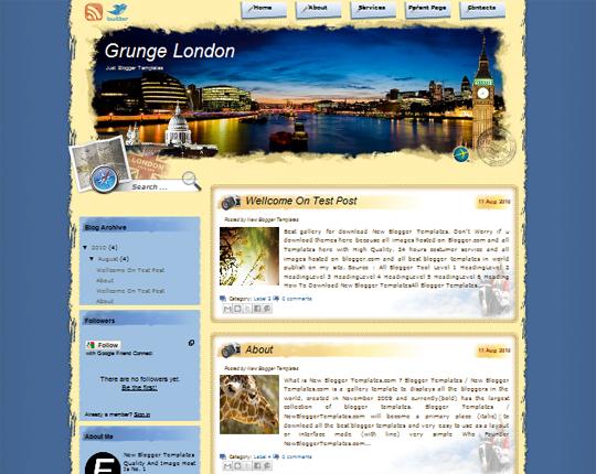 Grunge London