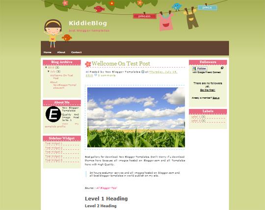 KiddieBlog