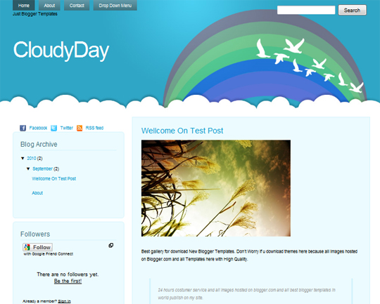 CloudyDay