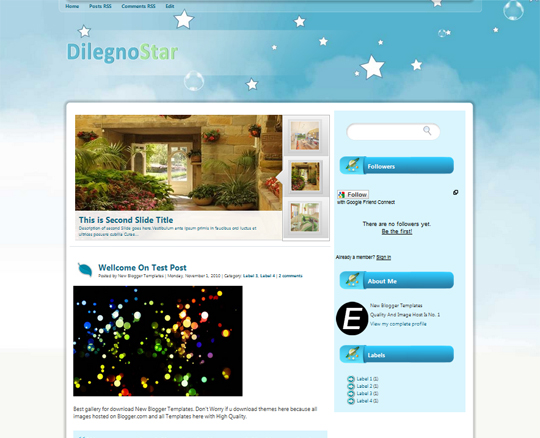 Dilegno Star