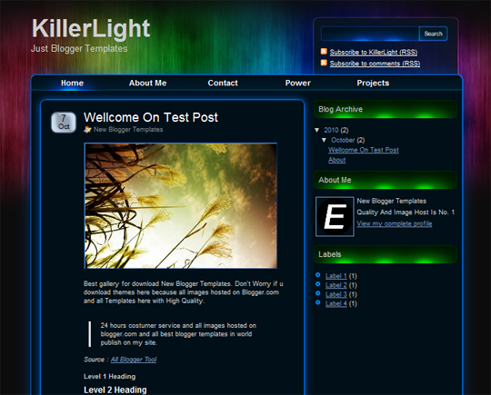 KillerLight