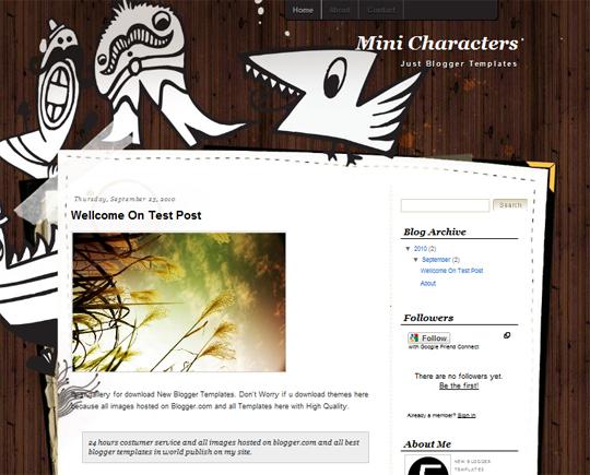 Mini Characters