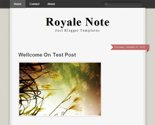 Royale Note