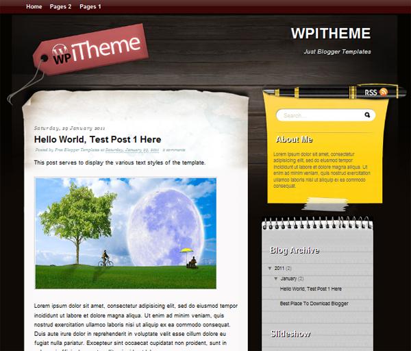 WpiTheme