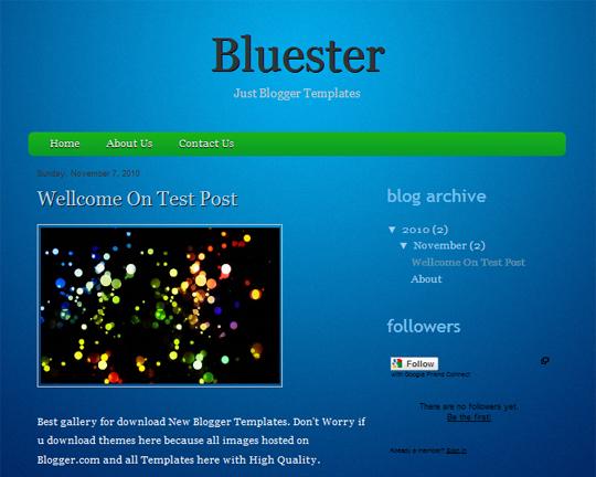 Bluester