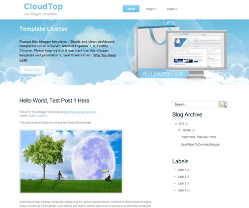 CloudTop