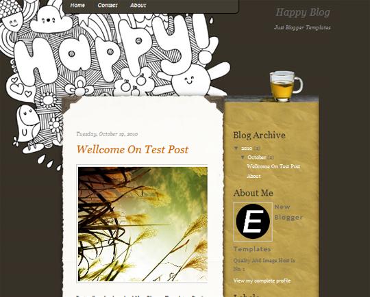 Happy Blog