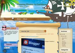 Chasing Pirates In Caribbean