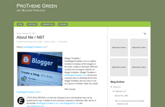 ProTheme Green