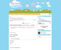 Baby Cute Blog