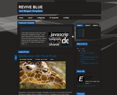 Revive Blue
