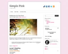 Simplo Pink