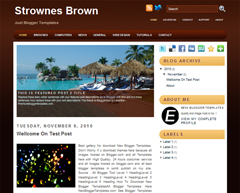 Strownes Brown