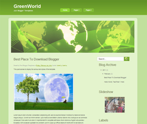 GreenWorld