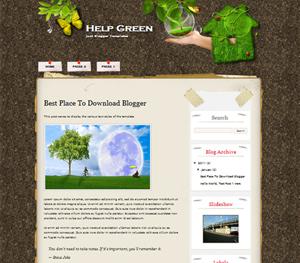 Help Green