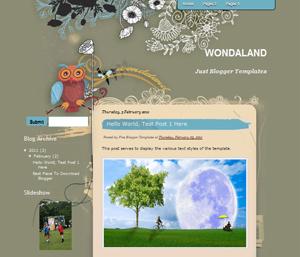 Wondaland